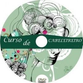 Curso de Cabeleireiros_ Video Aulas_ 05 DVDs_ CORTES_CABELOS
